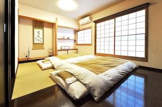 御宿つむぎで暮らすように過ごす京都。施設全景