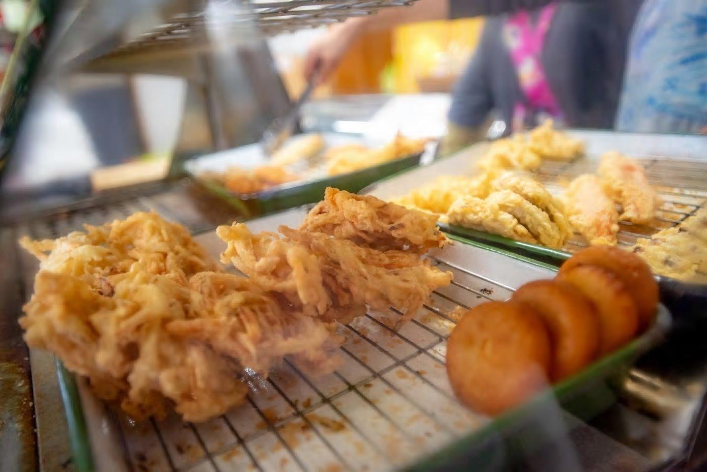 大人気!奥武島の天ぷら