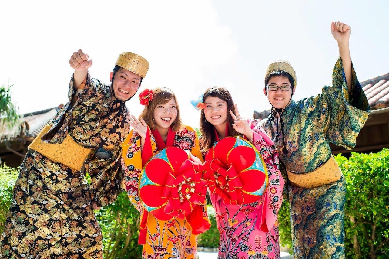 OKINAWA WORLD 沖縄ワールド