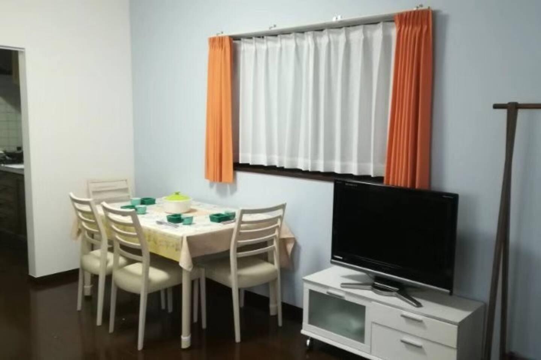 【1F living room / 1楼 客 / 1階 リビングルーム】