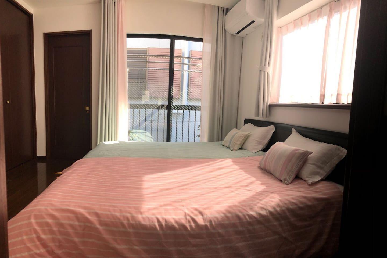 【Western-style room #201 / 2楼201 / 2階201】