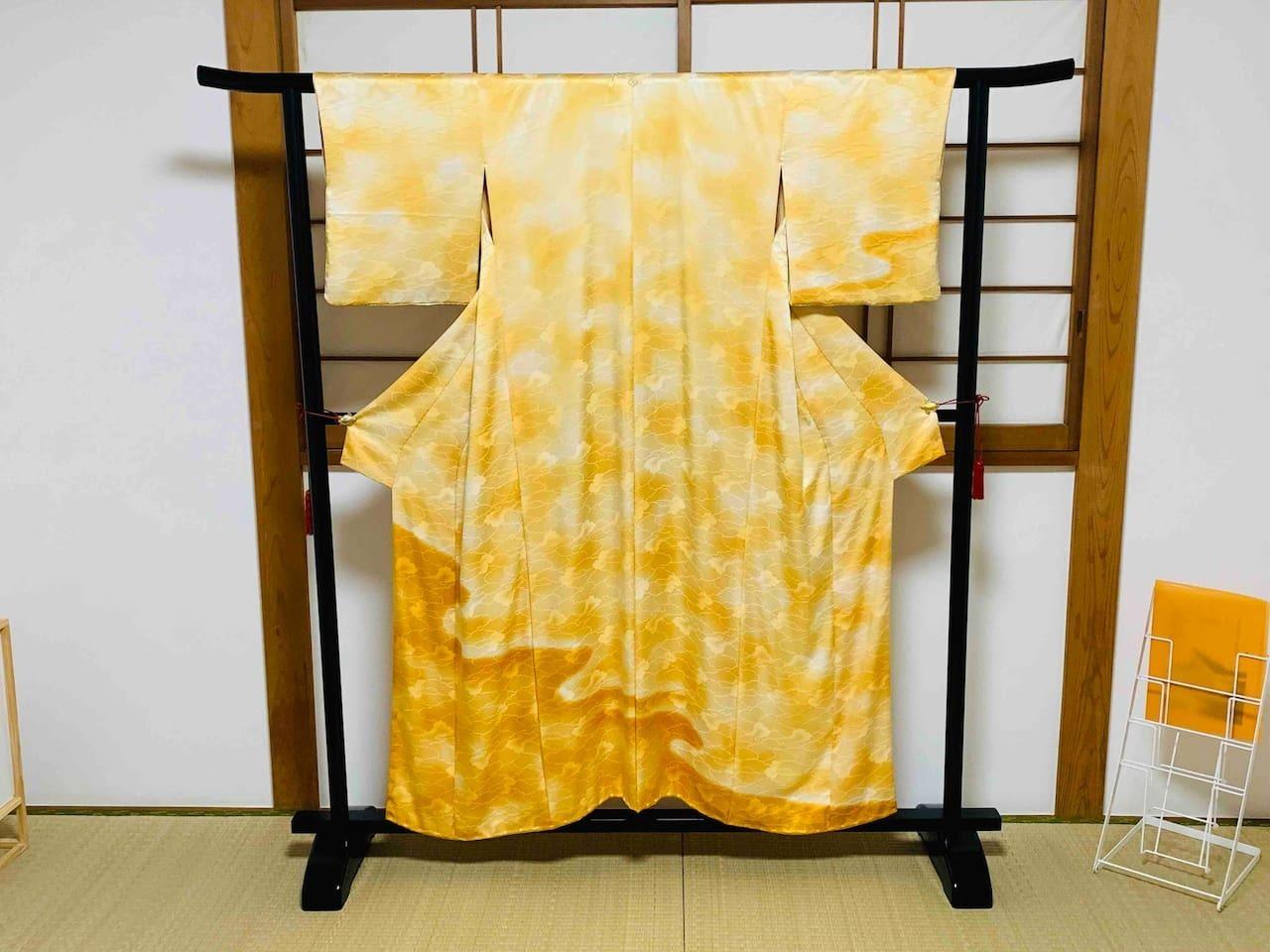 【Kimono rental / 和服体 / 着物レンタル】