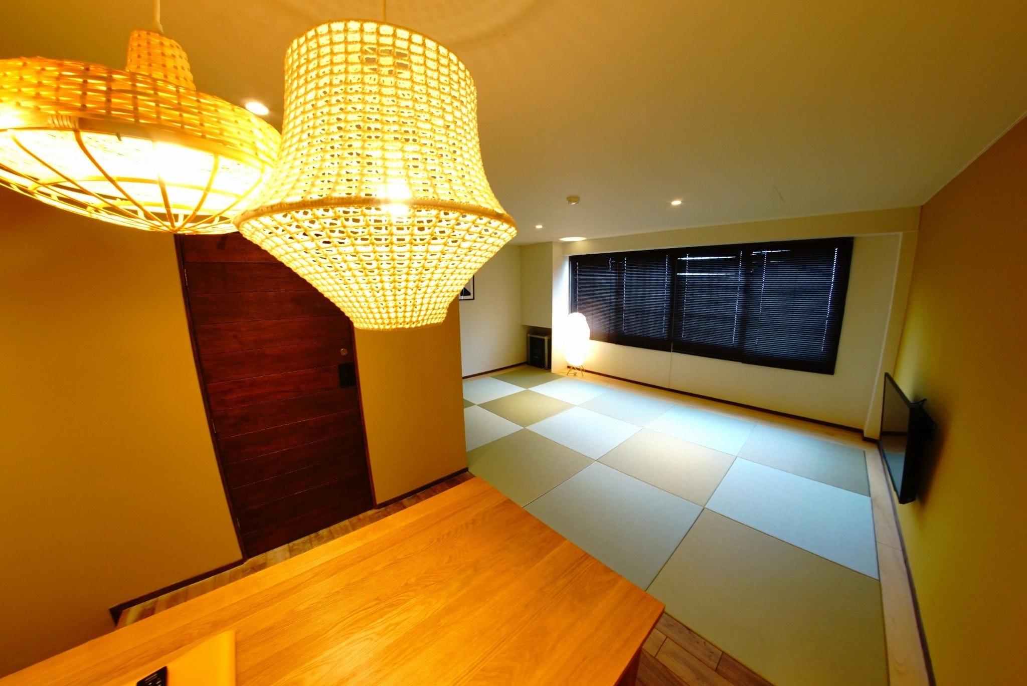 4人部屋和室