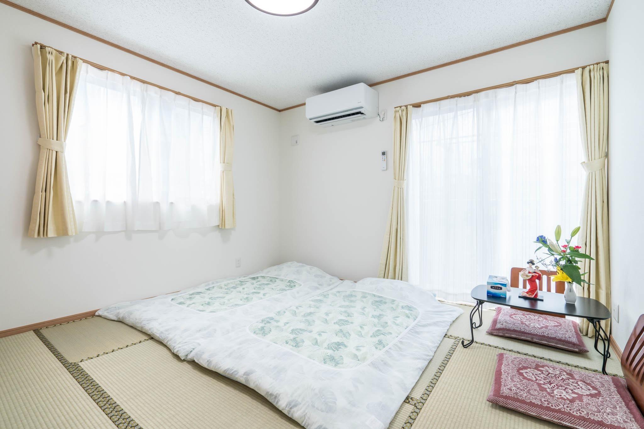 202号室畳部屋/新築高級住宅/JR線徒歩2分/無料高速Wi-Fi/池袋17分新宿27分