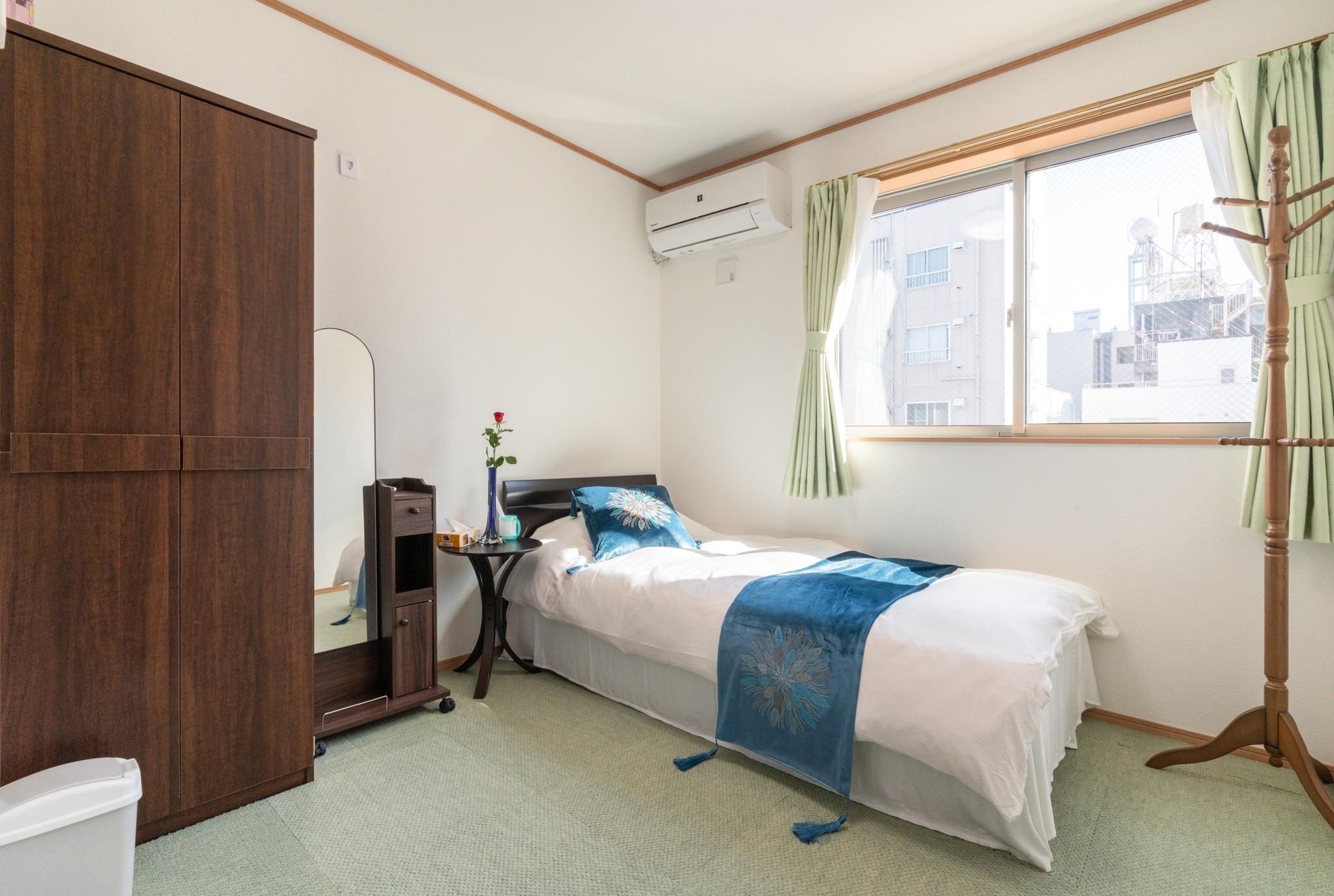305号室/新築高級住宅/JR線徒歩2分/無料高速Wi-Fi/池袋17分新宿27分