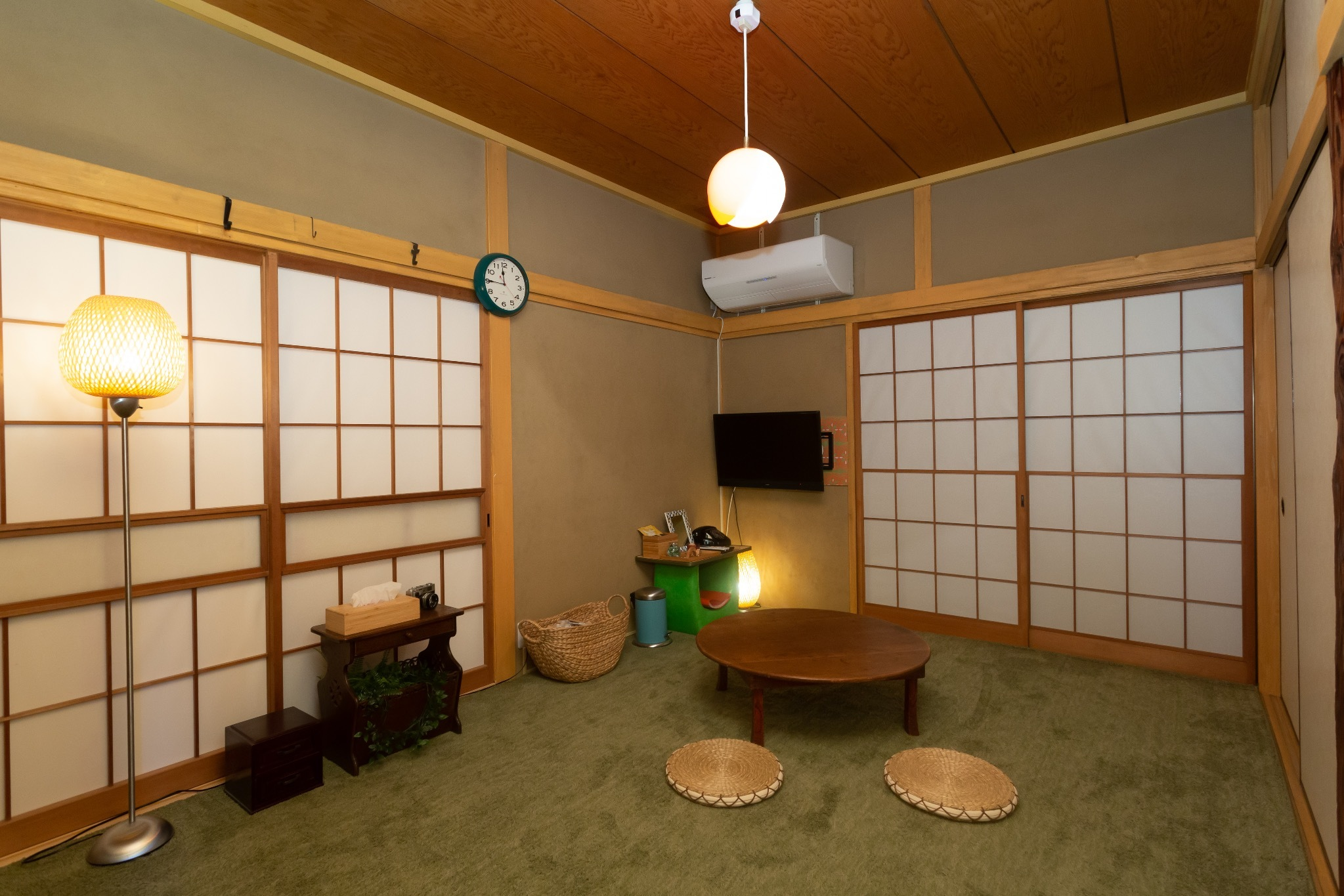 駅から3分 箱根、小田原の観光の拠点に最適 昭和レトロなお部屋