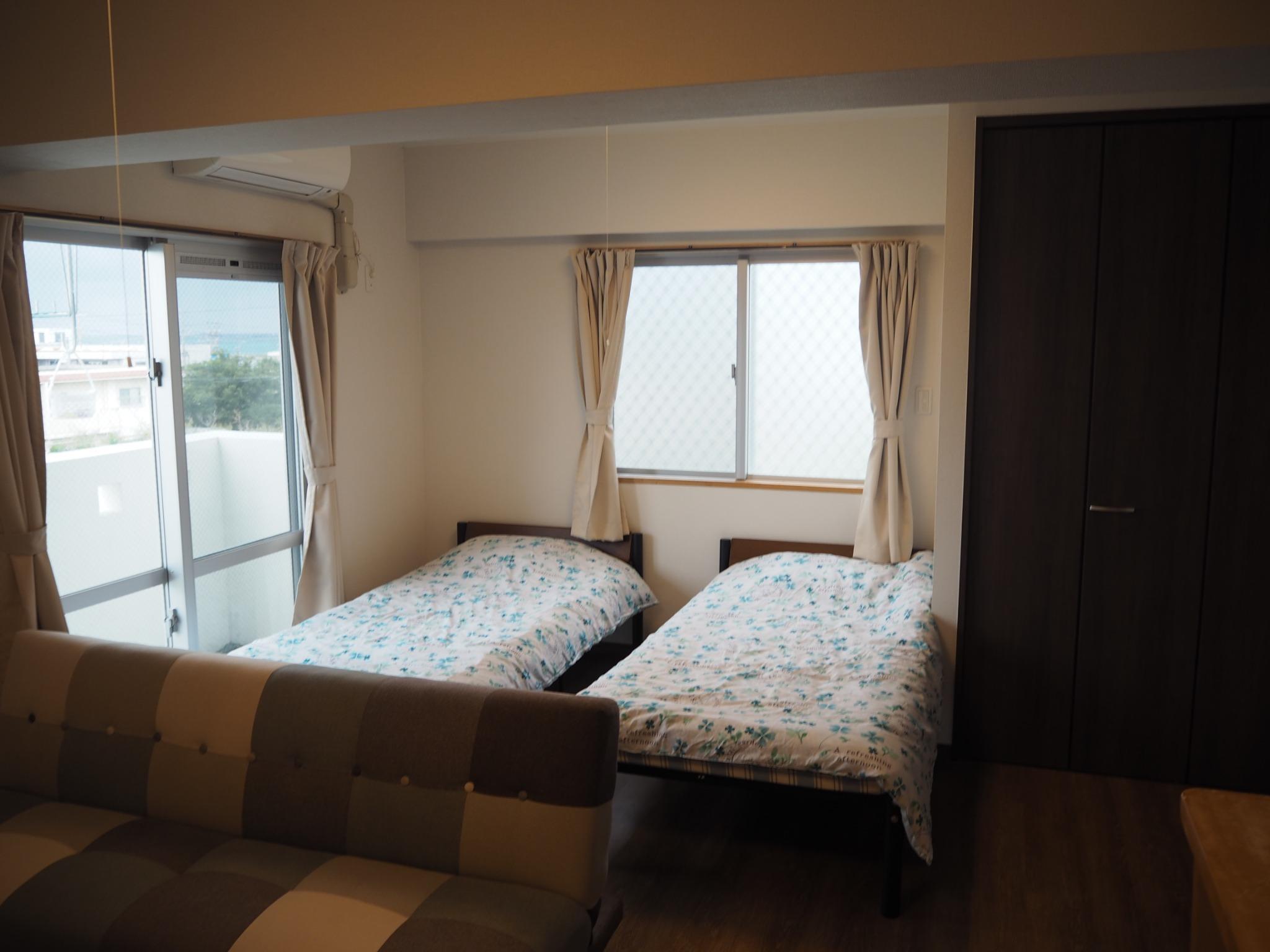 宮古島リラックスシータートル301号室