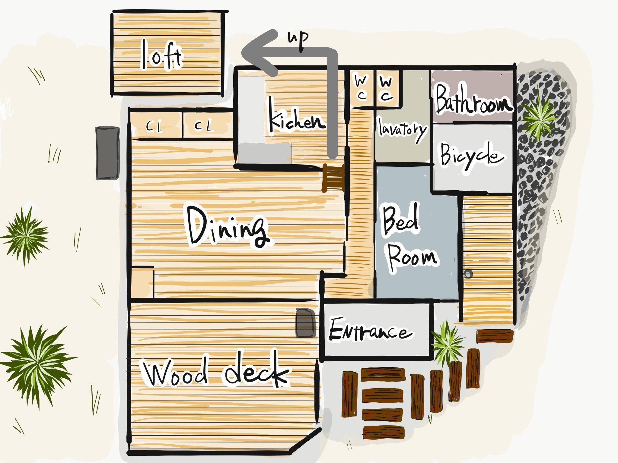 Indoor map