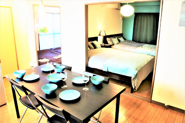 Spacious Apartment Ikebukuro&Sunshine City