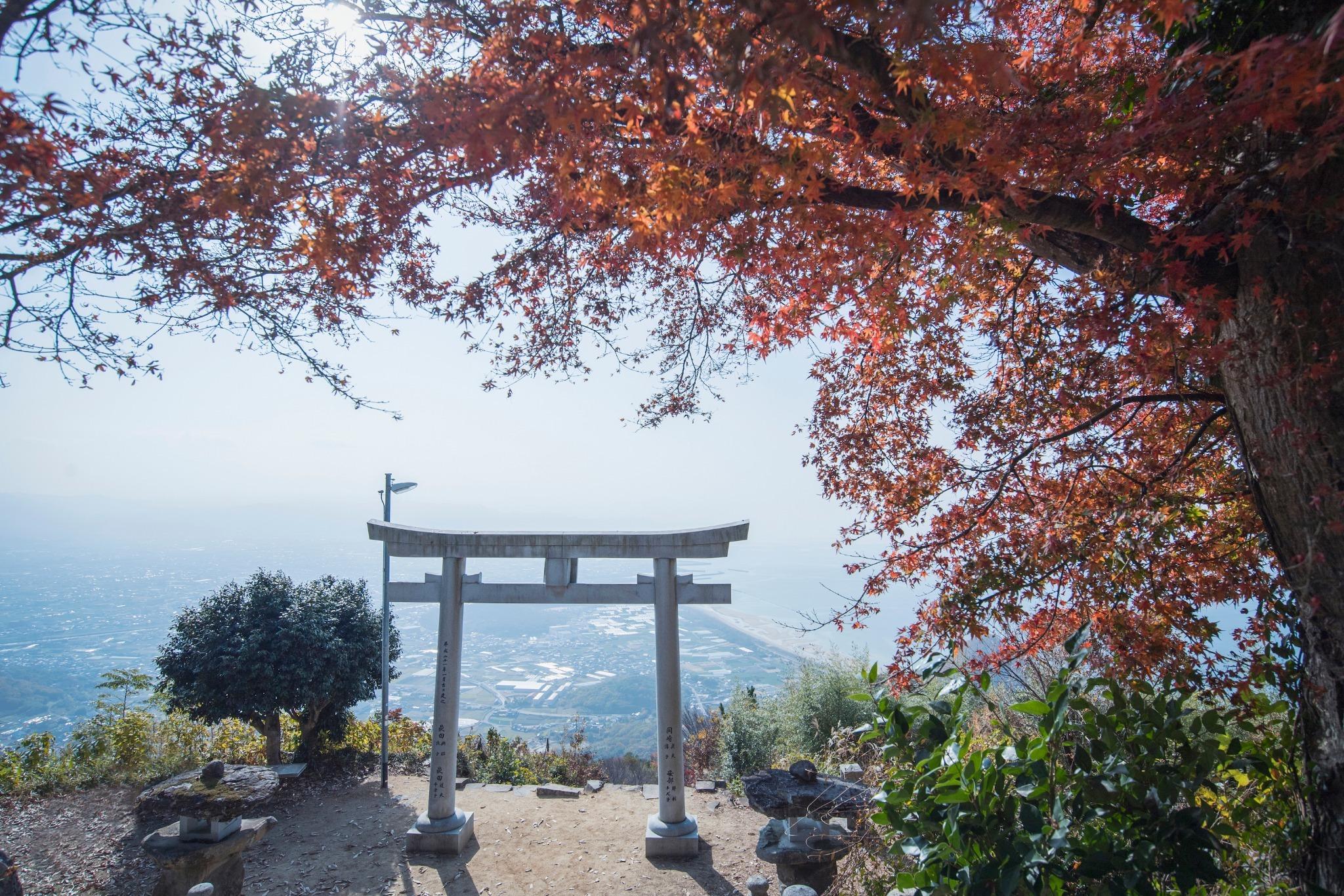 周辺観光地(高屋神社)