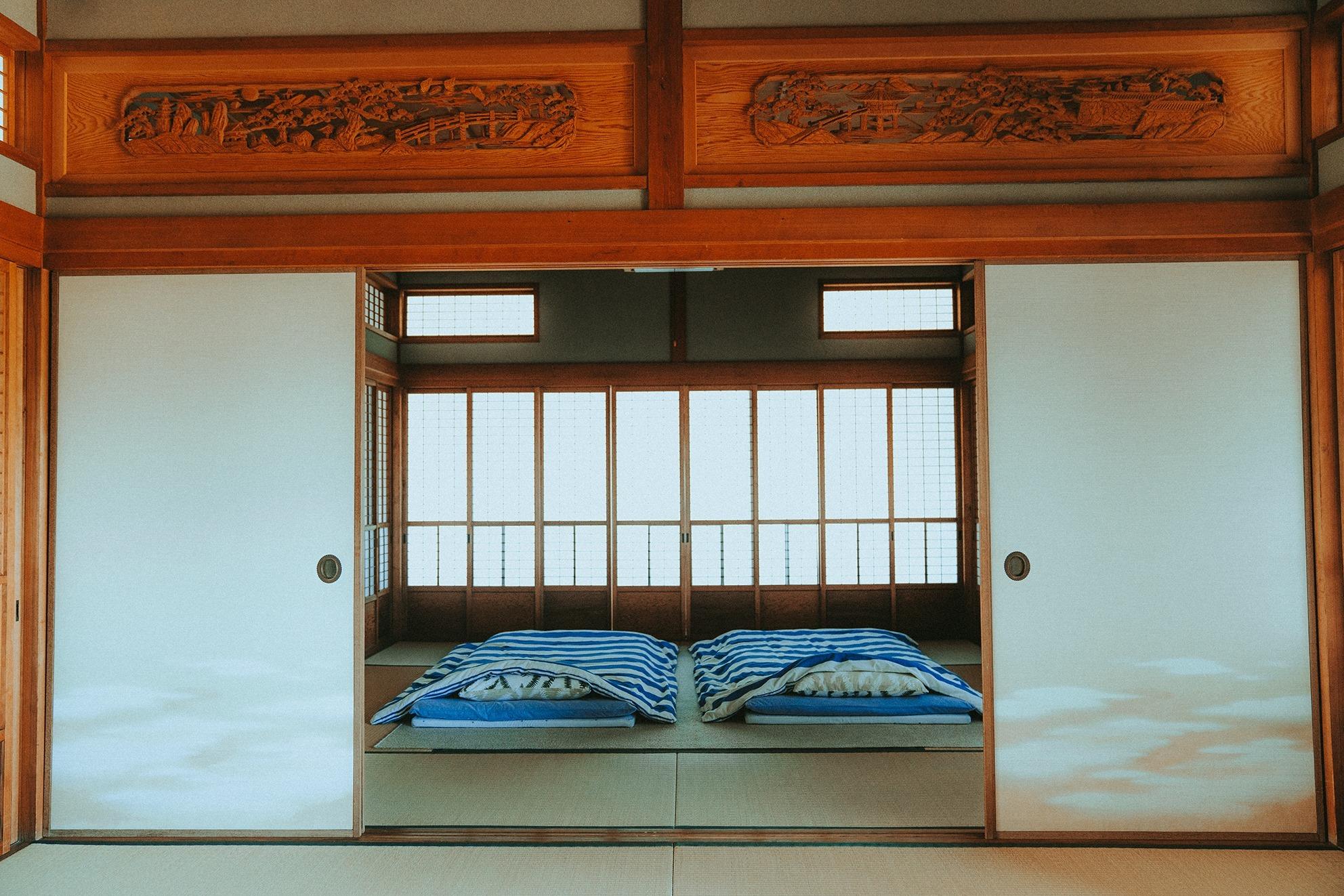 1階 寝室8畳