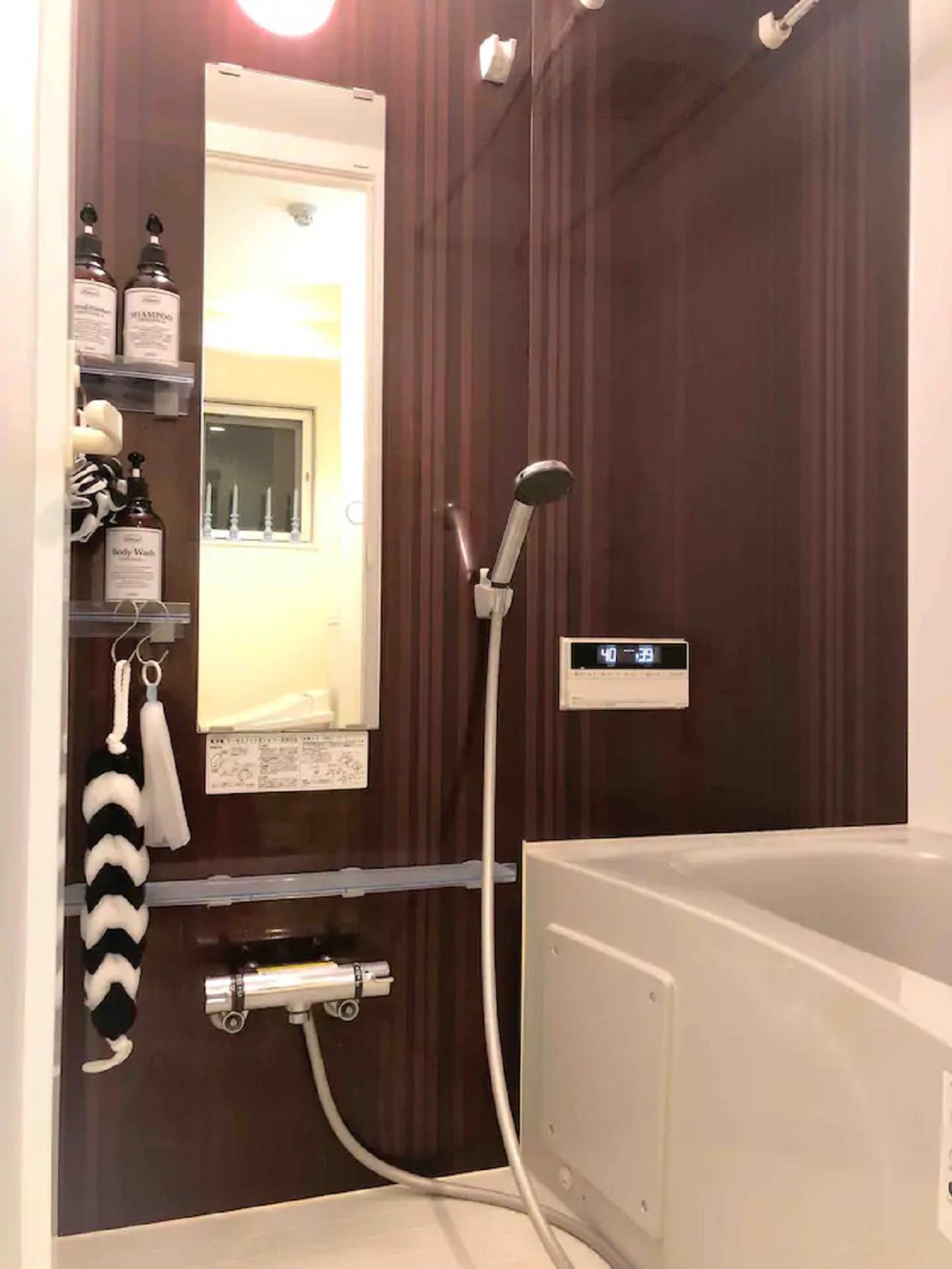 Bathroom 浴室