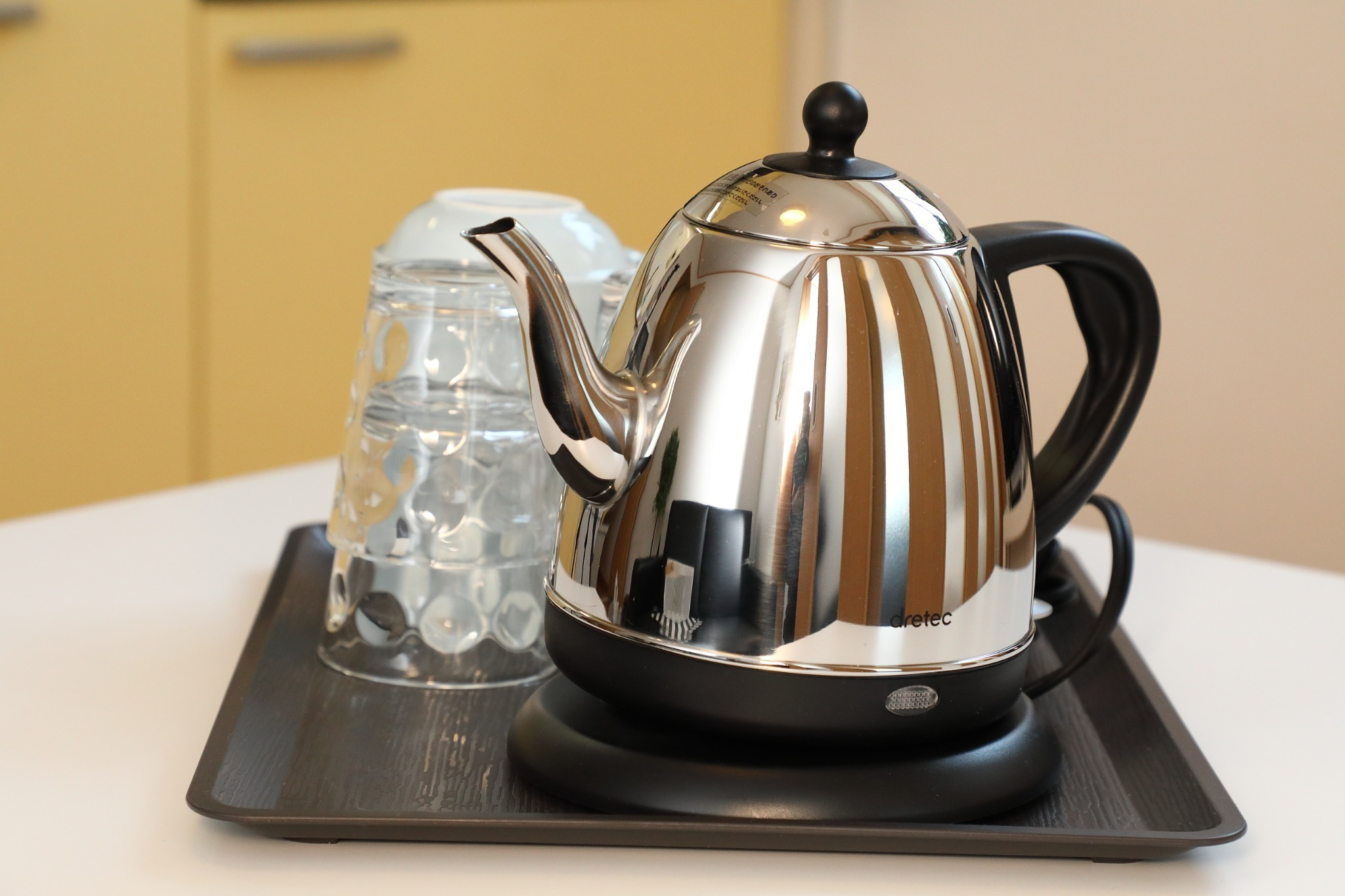 電気ケトル Electric kettle