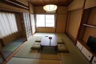 DOTONBORI JAPANESE HOUSE施設全景