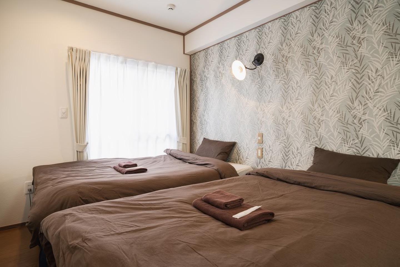 日当たり良好、寝室でぐっすり^^