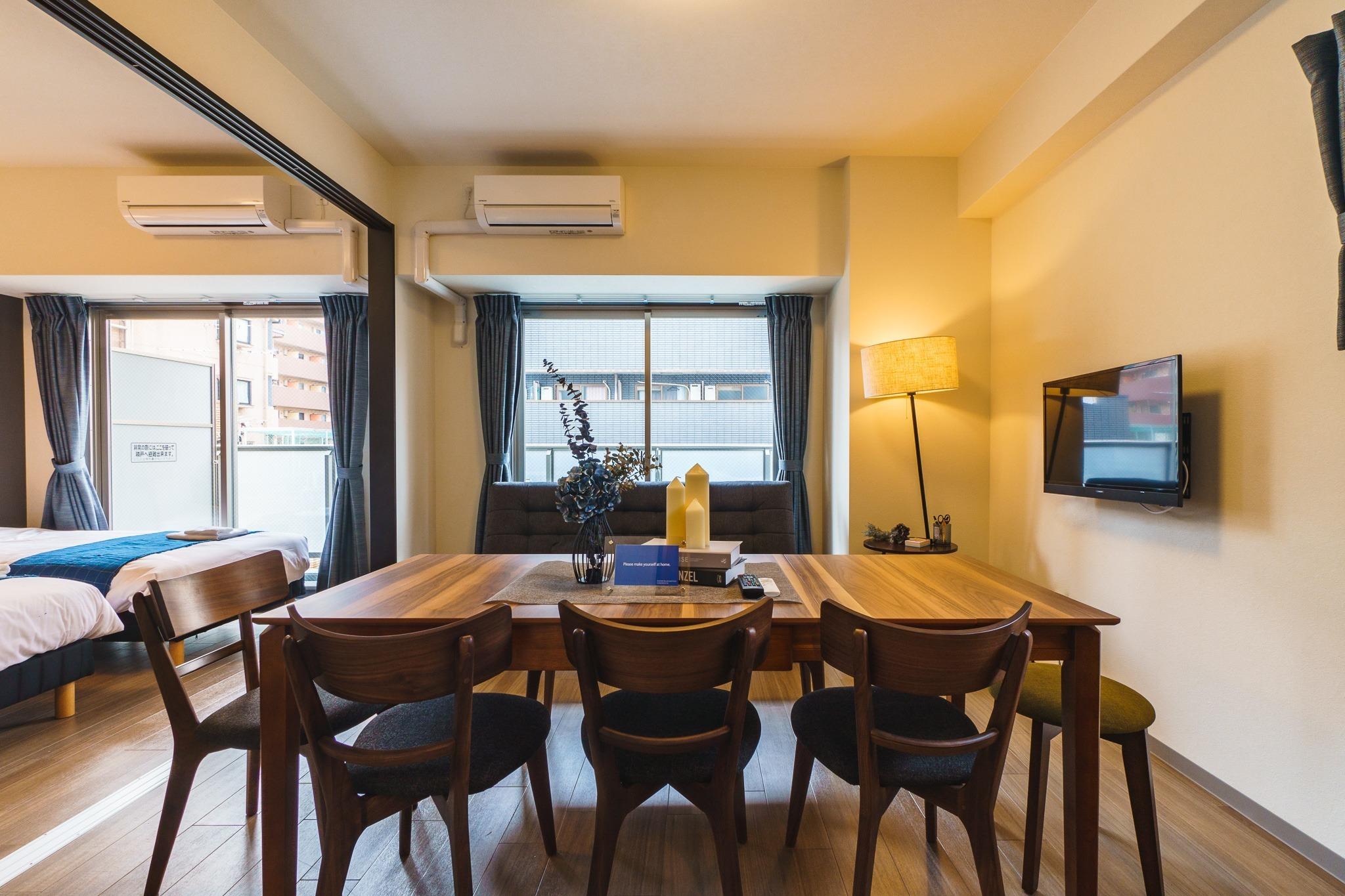 IKIDANE Residential Hotel SHIM