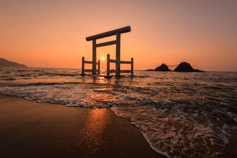 二見ヶ浦海岸