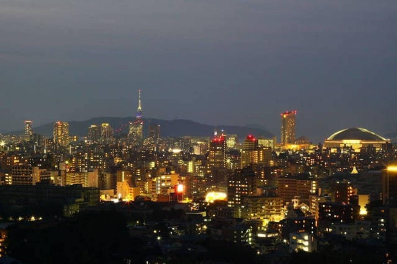 福岡市の夜景