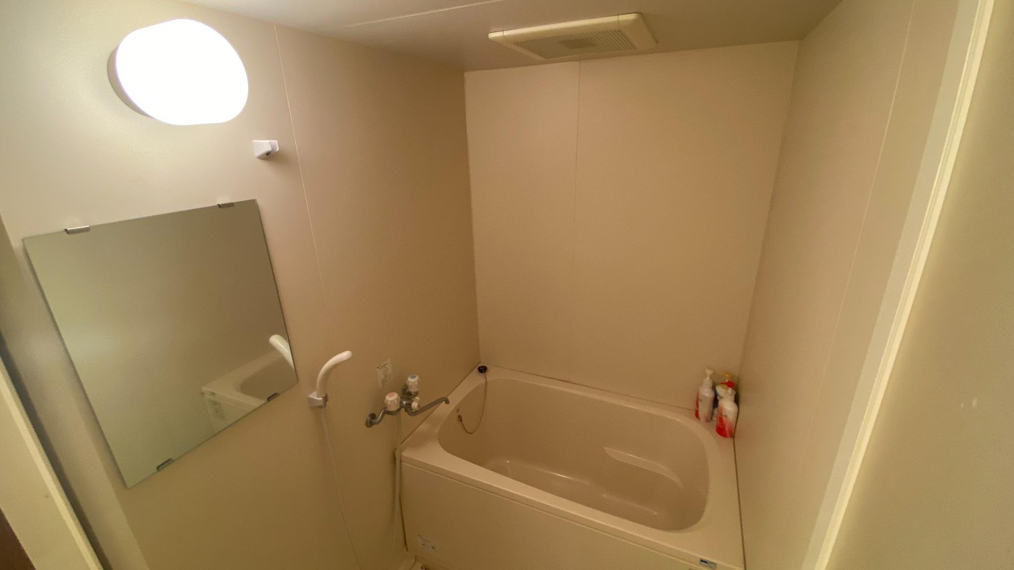 浴室(各部屋)