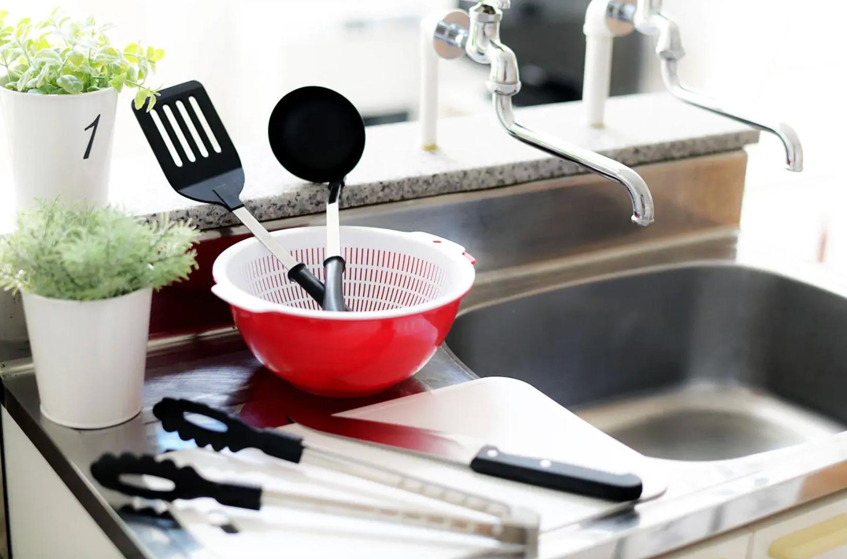 使いやすいキッチンでお料理を楽しんで