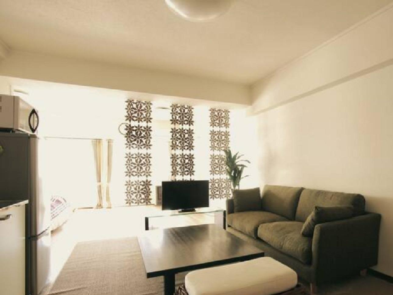 Bright and cozy room☆ 明るく過ごしやすい空間!