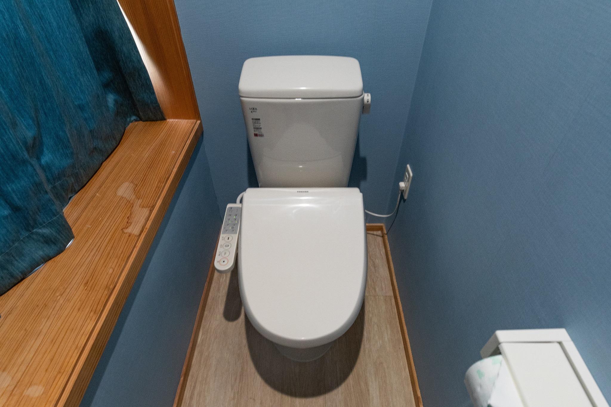 Bedroom 03 Toilet 寝室03 トイレ
