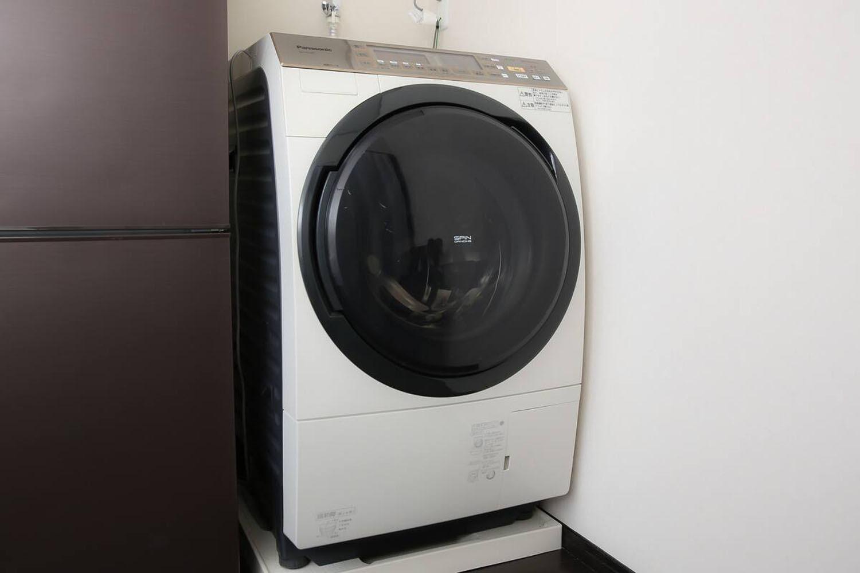 ヒートポンプ式洗濯乾燥機