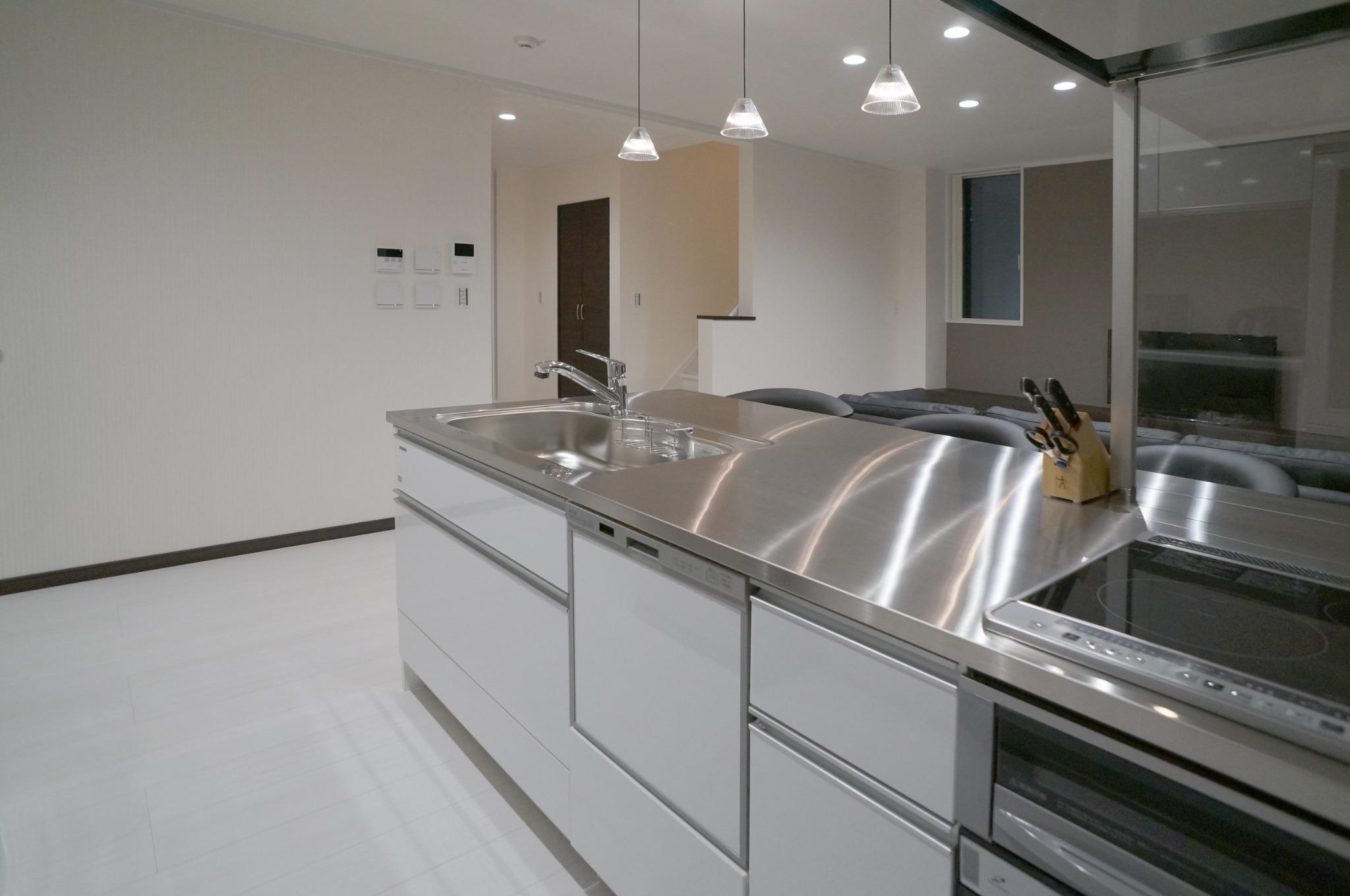 Condor House キッチン