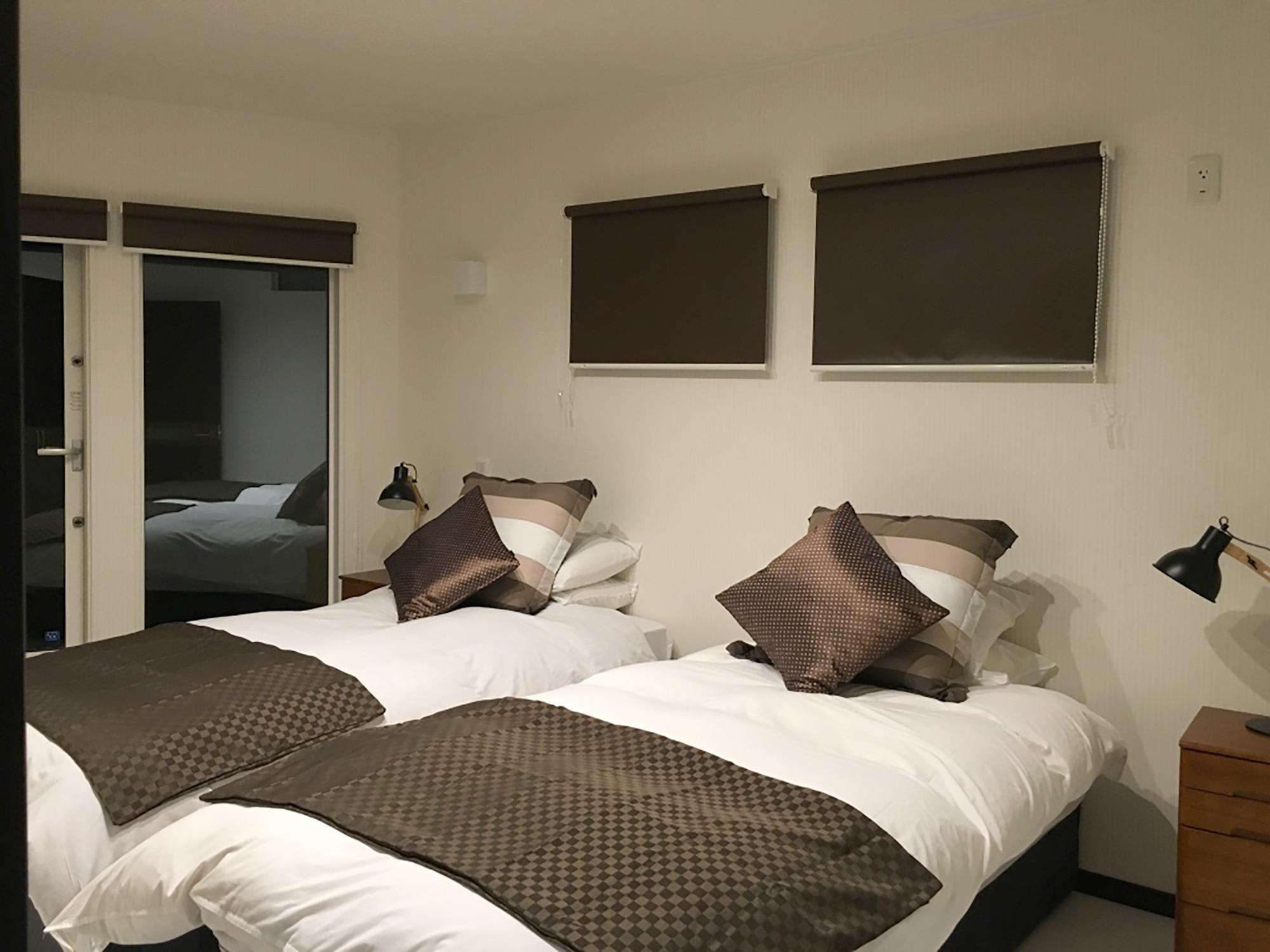 Condor House 2F寝室1