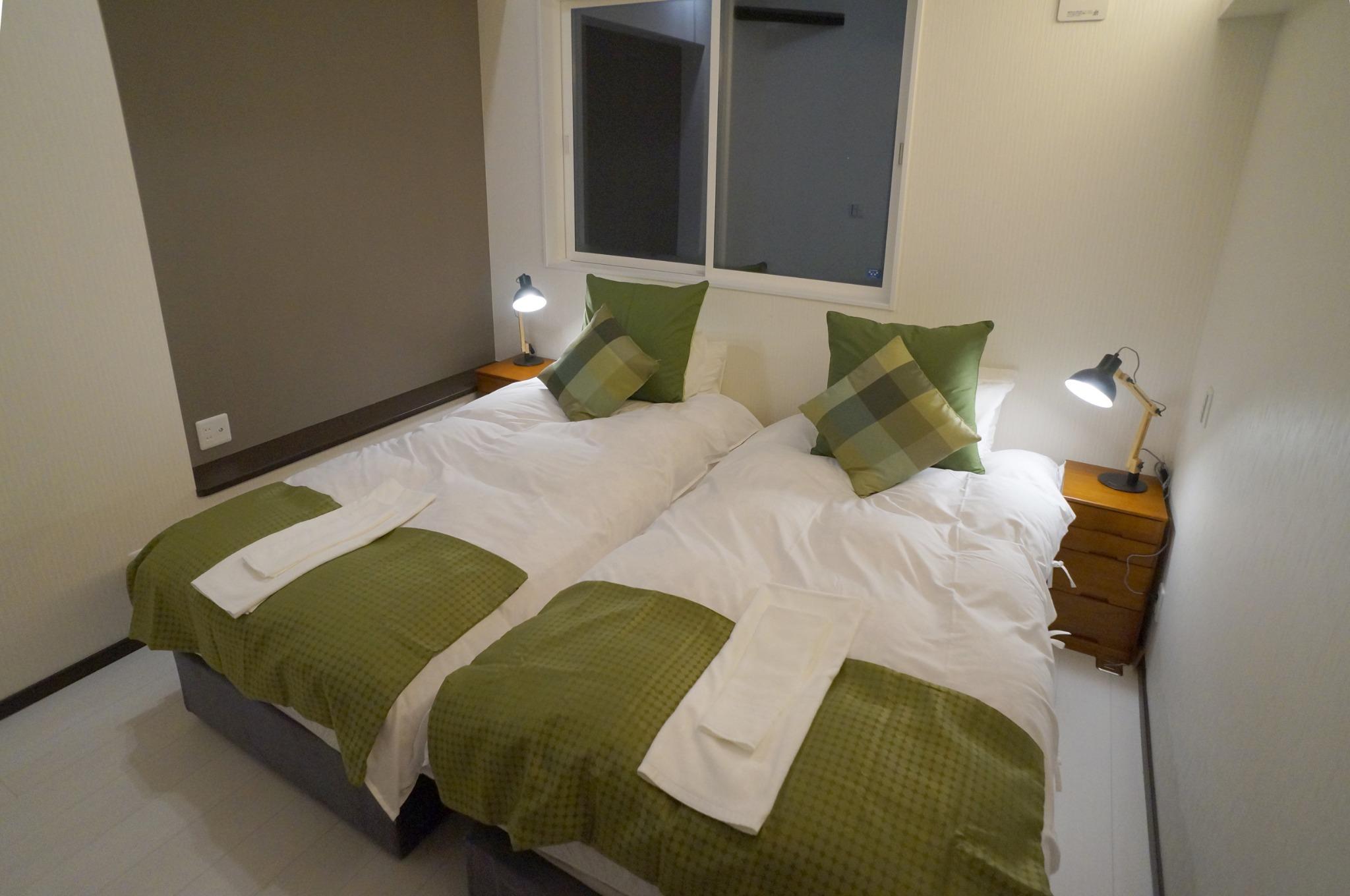 Condor House 2F寝室2