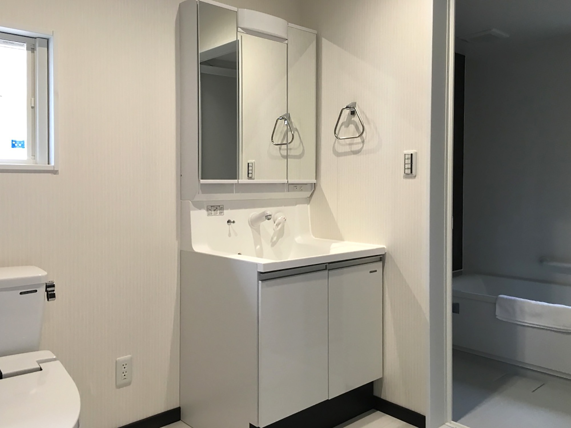 Condor House 2F 浴室、化粧室、トイレ