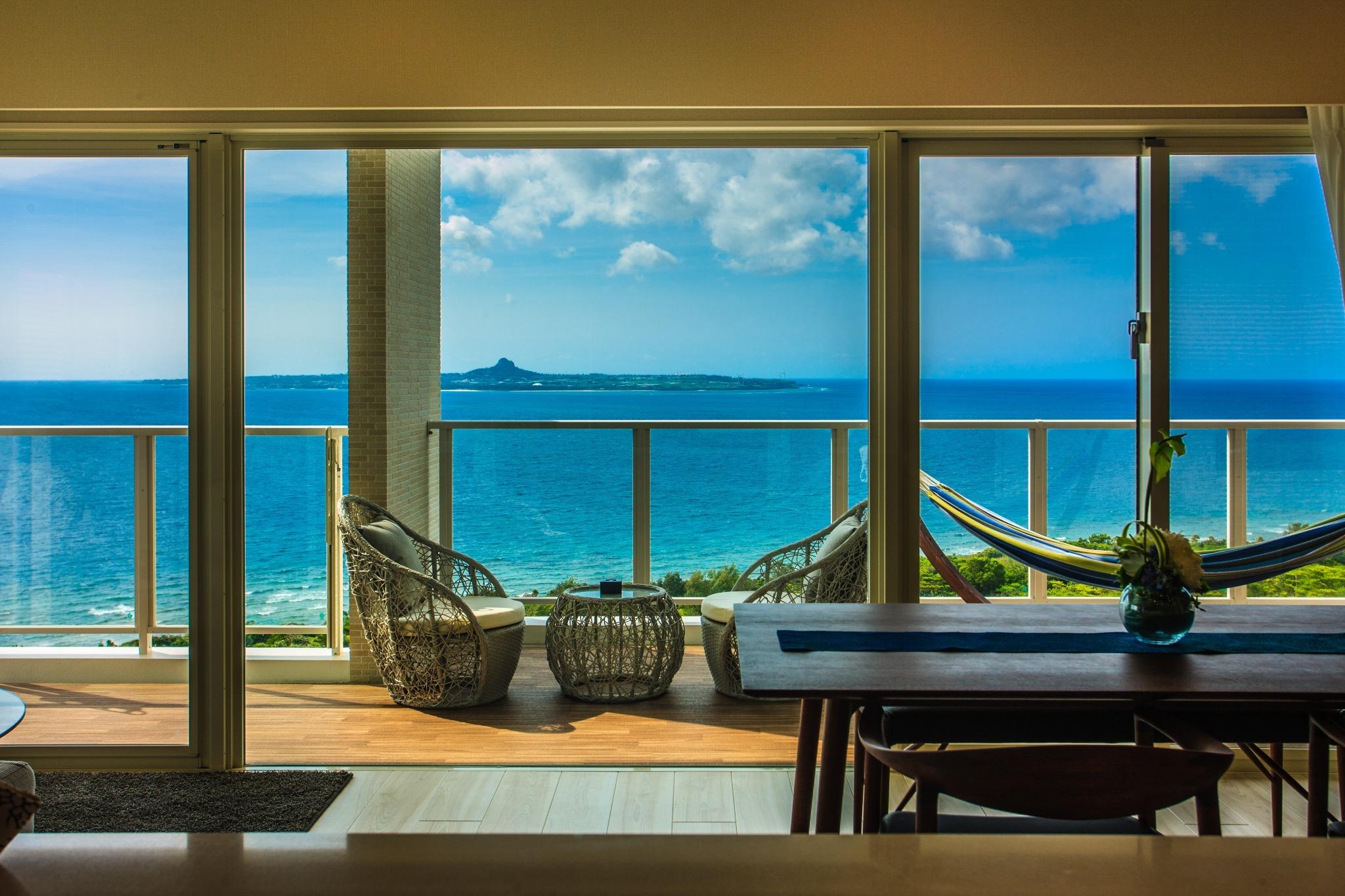 Ocean view / オーシャンビュー