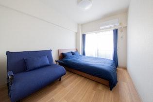 MK Aparthotel Osaka施設全景